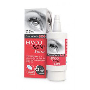 Hycosan Extra Eye Drops - 7.5ml
