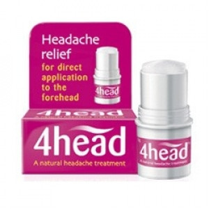 Image for 4Head Headache Treatment Stick - 3.6g Stick