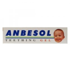 Image for Anbesol Teething Gel 10g