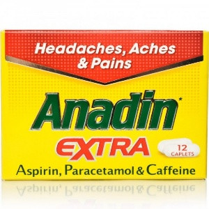 Image for Anadin Extra 12 Caplets