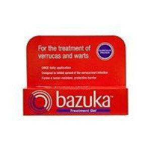 Image for Bazuka Treatment Gel - 6g
