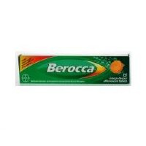 Image for Berocca Effervescent Multi Vitamin Tablets - 15 tablets