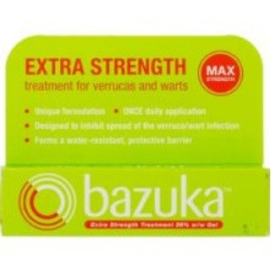 Image for Bazuka Gel Extra Strength 5g