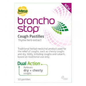 Image for Bronchostop Pastilles Pack Of 10