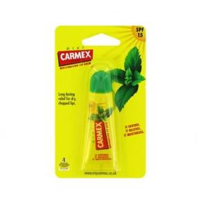 Image for Carmex Mint Lip Balm Tube 10g
