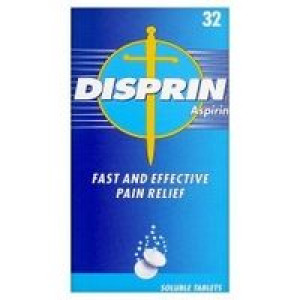 Image for Disprin Soluble Tablets - 32 Tablets