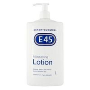 Image for E45 Dermatological Moisturising Lotion 500ml