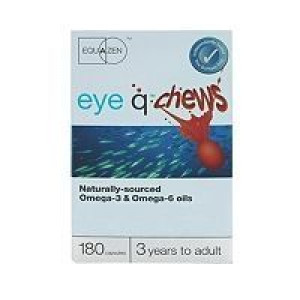 Image for Equazen Eye Q Chews 180 Chews