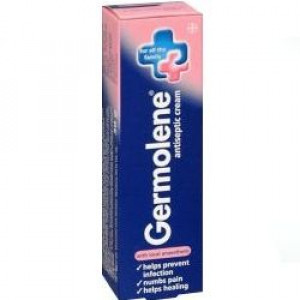 Image for Germolene Antiseptic Cream 30g