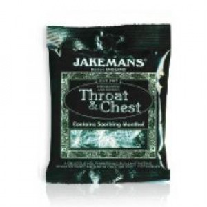 Image for Jakemans Throat & Chest Sweets