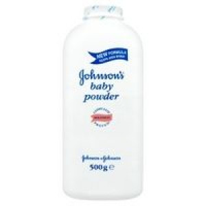 Image for Johnsons Baby Powder 500g
