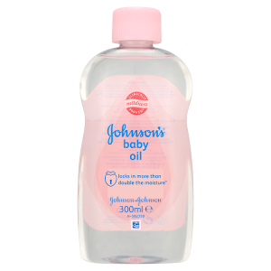 Image for Johnson's Baby Oil 300ml