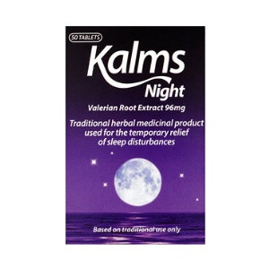Image for Kalms Night 50 Tablets