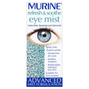 Image for Murine Refresh & Soothe Eye Mist 15ml
