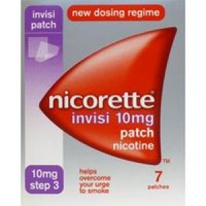 Image for Nicorette invisi 10mg Patch 7 Patches
