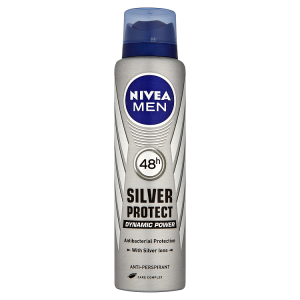 Image for NIVEA MEN Silver Protect Dynamic Power 48h Anti-Perspirant 150ml