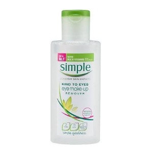 Image for Simple Kind To Eye Make-up Remover 125ml