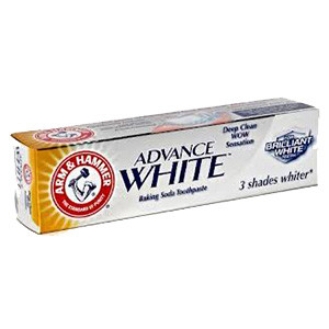 Image for Arm & Hammer Advanced Whitening Toothpaste 75ml