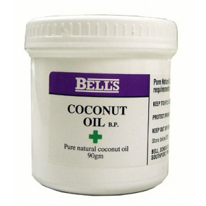 Bells Pure Natural Coconut Oil 90gm