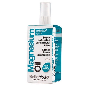Image for BetterYou Magnesium Oil Original Spray 100ml