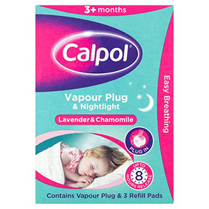 Image for Calpol Plug In - (1 Plug + 3 Refills)