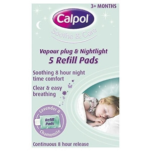 Image for Calpol Plug In Refills - 5 Refills