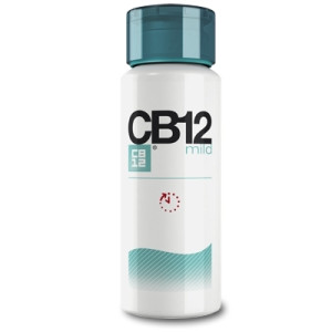 Image for 6 x CB12 Safe Breath Rinse Mild 250ml