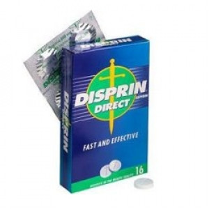 Image for Disprin Direct Tablets x16