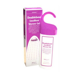Image for Doublebase Emollient Shower Gel 200g