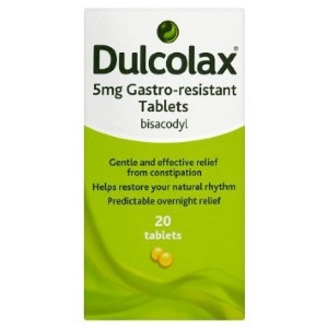 Image for Dulcolax Tablets 5mg 20 Tablets
