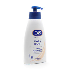 Image for E45 Daily Hand Lotion 400ml