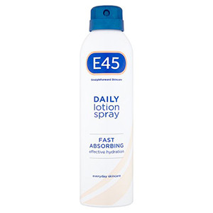 Image for E45 Daily Lotion Spray 200ml