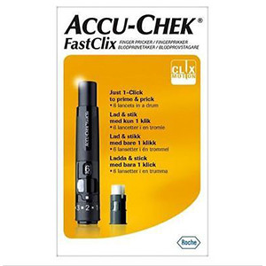 Image for Accu-Chek FastClix Finger Pricker