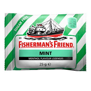 Image for Fisherman's Friend Mint Flavour Sugar Free 25g