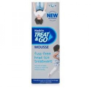 Image for Hedrin Treat And Go Mousse 100ml
