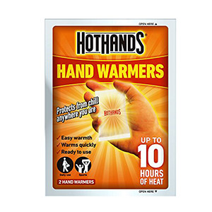 Image for Hot Hands Hand Warmers Twin Pack