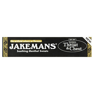 Image for Jakemans Throat & Chest Stick