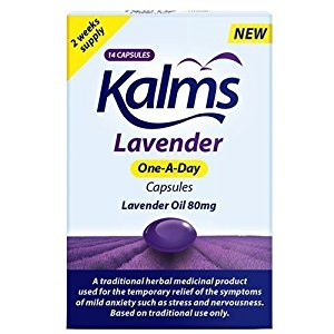 Image for Kalms Lavender Oil One a Day 14 Capsules