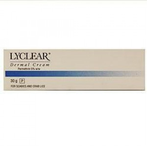 Image for Lyclear Dermal Cream 5% WW - 30g