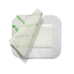 Image for Mepore Self-Adhesive Dressing 7x8cm
