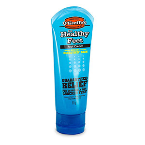 Image for O'Keefes Healthy Feet Foot Cream 85g