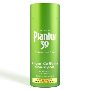 Image for Plantur 39 Caffeine Shampoo for Colour-Treated and Stressed Hair 250ml