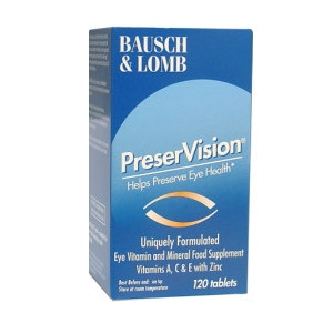 Image for Preservision Original Tablets 120 Pack