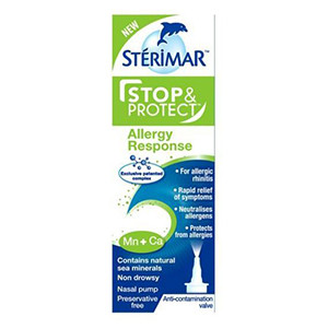 Image for Sterimar Stop & Protect Allergy Relief Nasal Spray 20ml