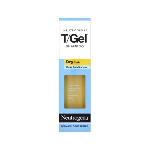 Image for Neutrogena T/Gel Shampoo Dry Hair 250ml