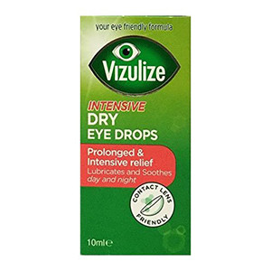 Image for Vizulize Intensive Dry Eye Drops 10ml