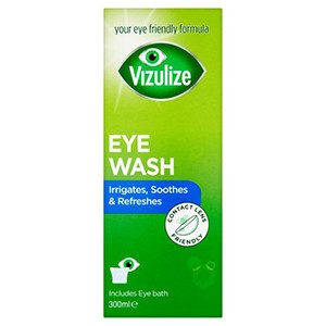 Image for Vizulize Eye Wash 300ml