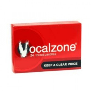 Image for Vocalzone - 24 Pastilles