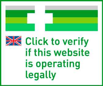 Click to Verify this site is operating legally