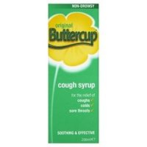 Image for Buttercup Original Cough Syrup 200ml